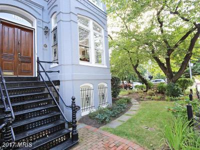 Capitol Hill Condo For Sale: 1201 Constitution Avenue NE
