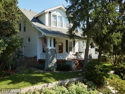 Washington Single Family Home For Sale: 3821 Windom Place NW