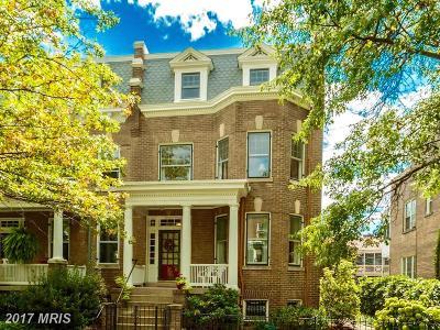 Washington Condo For Sale: 1624 Hobart Street NW