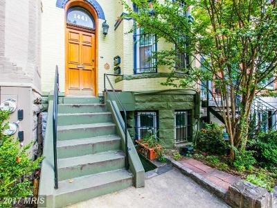 Washington Condo For Sale: 1441 W Street NW