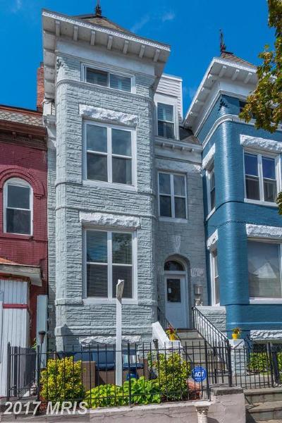 Washington Condo For Sale: 1722 1st Street NW #2
