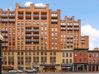 Washington Condo For Sale: 616 E Street NW #319