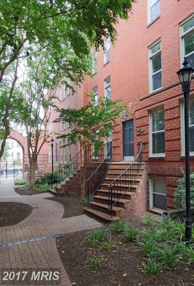 Capitol Hill Condo For Sale: 1455 A Street NE #D