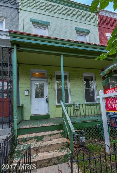 Washington Condo For Sale: 919 10th Street NE