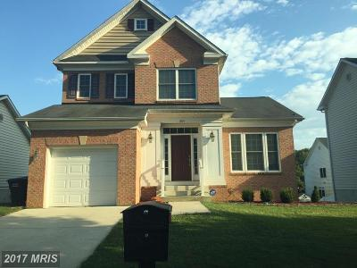 Single Family Home For Sale: 1019 Anderson Place SE