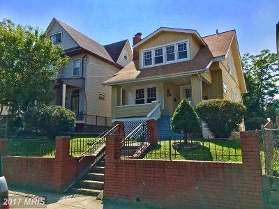 Woodridge Rental For Rent: 2017 Lawrence Street NE