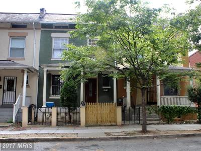 Condo For Sale: 516 Columbia Road NW