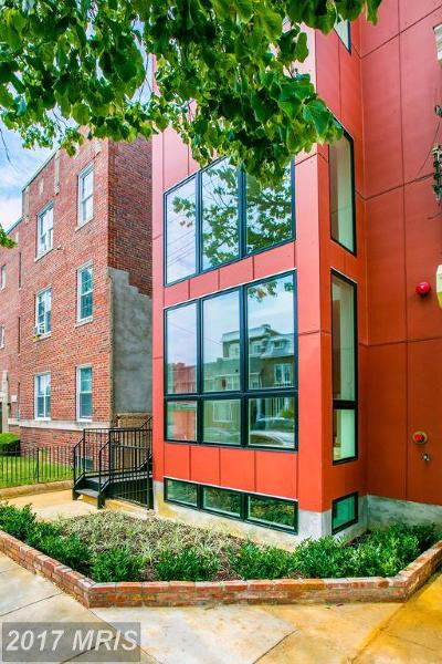 Petworth Rental For Rent: 215 Upshur Street NW #5