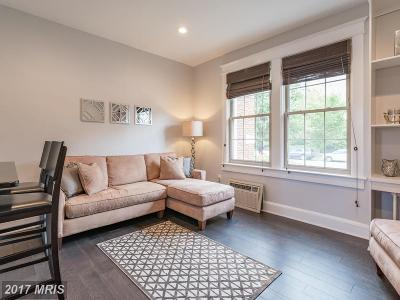 Cleveland Park Condo For Sale: 3026 Wisconsin Avenue NW #101