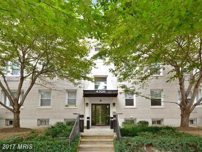 Washington Condo For Sale: 4306 Arkansas Avenue NW #201
