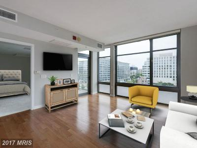 Washington Condo For Sale: 475 K Street NW #711