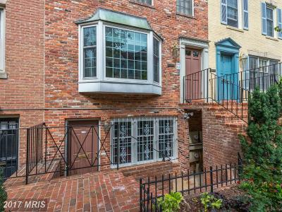 Dupont Circle Condo For Sale: 1749 Q Street NW #9