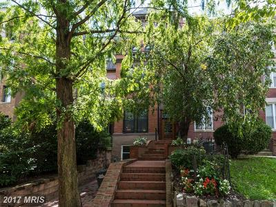 Columbia Heights Multi Family Home For Sale: 1326 Fairmont Street NW