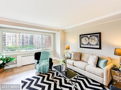 Washington Condo For Sale: 4201 Cathedral Avenue NW #616W