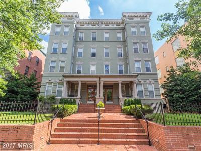 Washington Condo For Sale: 1324 Euclid Street NW #402