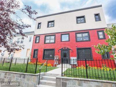 Washington Condo For Sale: 1620 E Street NE #4