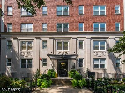 Logan Circle Condo For Sale: 1437 Rhode Island Avenue NW #703