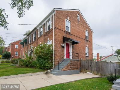 Washington Condo For Sale: 404 Quackenbos Street NE
