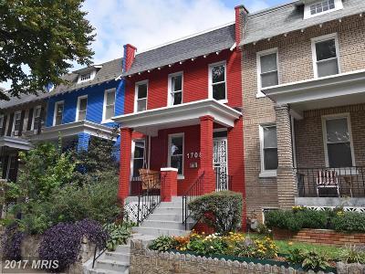 Washington Condo For Sale: 1708 E Street SE
