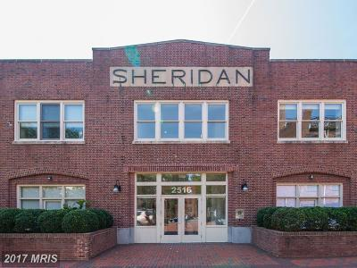 Washington Condo For Sale: 2516 Q Street NW #Q301