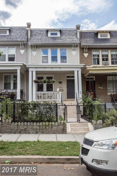 Petworth Condo For Sale: 5022 5th Street NW