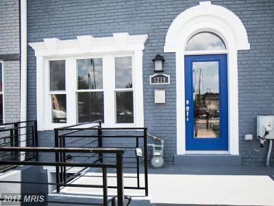 Washington Condo For Sale: 1219 17th Street NE
