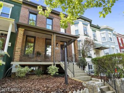 Capitol Hill Townhouse For Sale: 102 15th Street NE