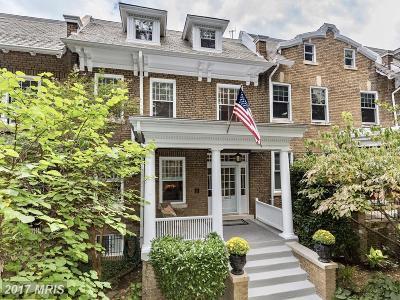 Mount Pleasant Condo For Sale: 1663 Harvard Street NW