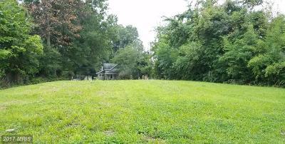 Washington Residential Lots & Land For Sale: 2515 Rhode Island Avenue NE