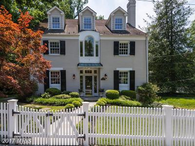 Washington DC Single Family Home For Sale: $1,849,000