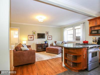 Washington Condo For Sale: 3925 Davis Place NW #201