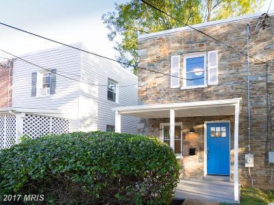 Washington Condo For Sale: 2021 Alabama Avenue SE