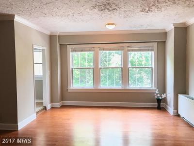 Washington Condo For Sale: 3901 Cathedral Avenue NW #210