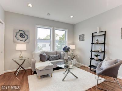 Washington Condo For Sale: 1617 E Street NE #1