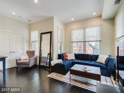 Washington Condo For Sale: 1402 Swann Street NW #6