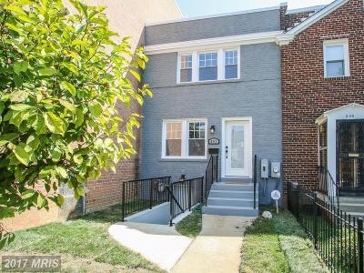 Washington Condo For Sale: 847 20th Street NE