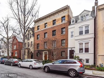 Washington Condo For Sale: 2030 Hillyer Place NW #3