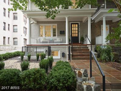 Washington Condo For Sale: 2312 Ashmead Place NW #3