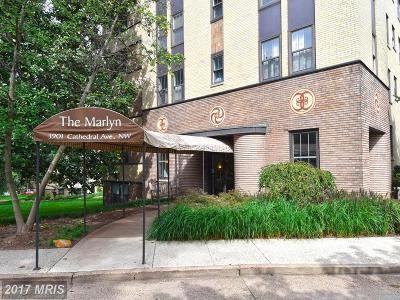 Washington Condo For Sale: 3901 Cathedral Avenue NW #402