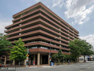 Washington Condo For Sale: 2555 Pennsylvania Avenue NW #901