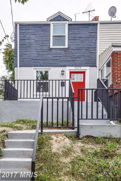 Washington Condo For Sale: 5209 Just Street NE