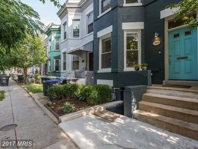 Washington Multi Family Home For Sale: 166 Bryant Street NW