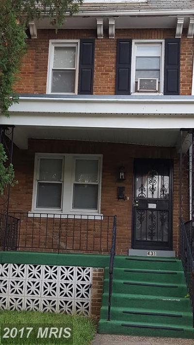 Washington Condo For Sale: 431 Delafield Place NW