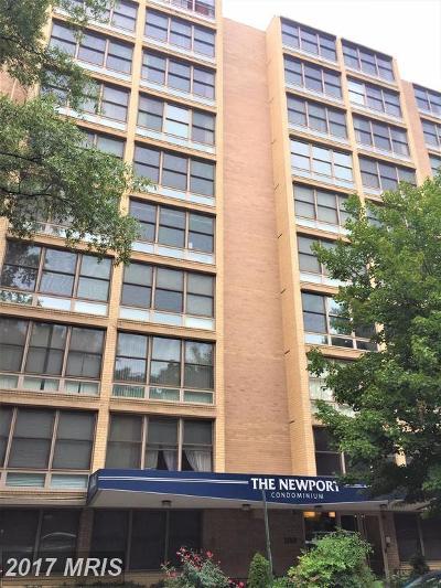 Washington Rental For Rent: 1260 21st Street NW #806