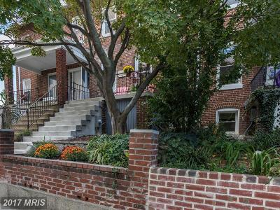 Washington Condo For Sale: 1412 Oak Street NW