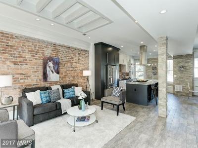 Washington Condo For Sale: 1023 Otis Place NW