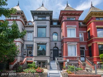 Washington Townhouse For Sale: 1804 1st Street NW #1