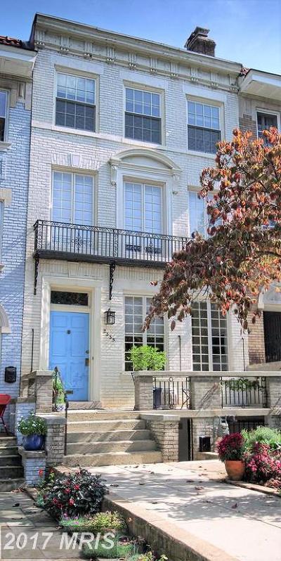 Washington Condo For Sale: 2335 Ashmead Place NW