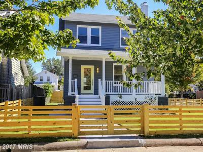 Michigan Park Single Family Home For Sale: 3901 20th Street NE