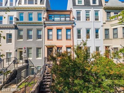 Washington Condo For Sale: 1449 Girard Street NW #1